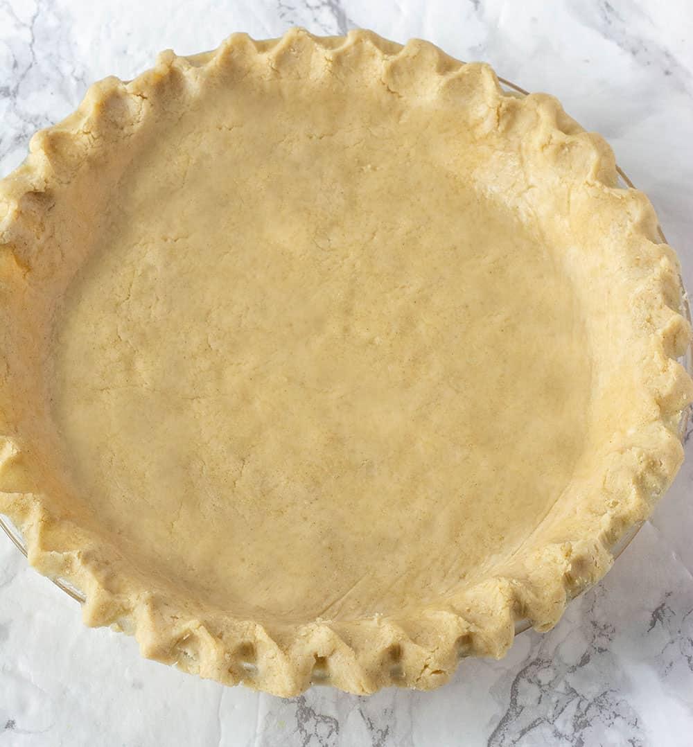 Gluten-Free Vegan Pie Crust
