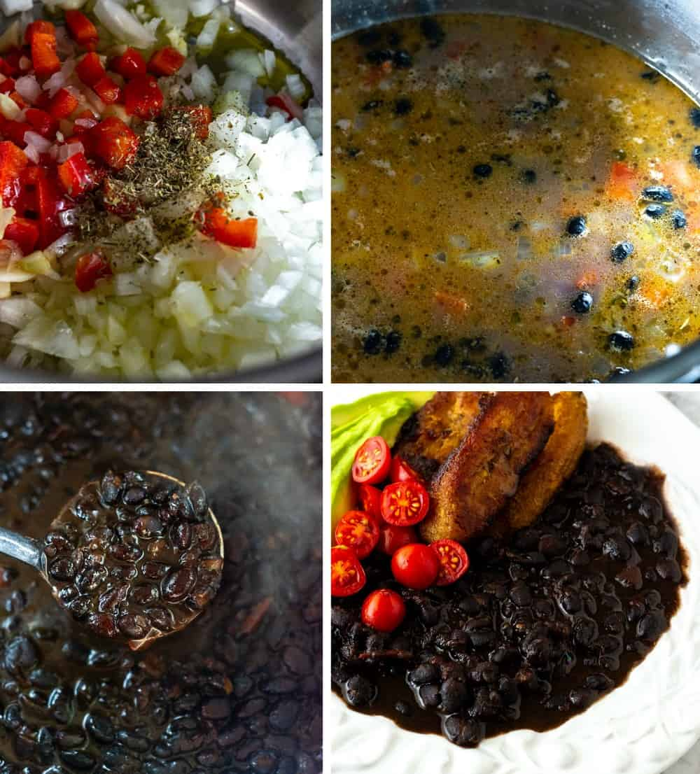 Instant Pot Black Beans Step By Step Photos