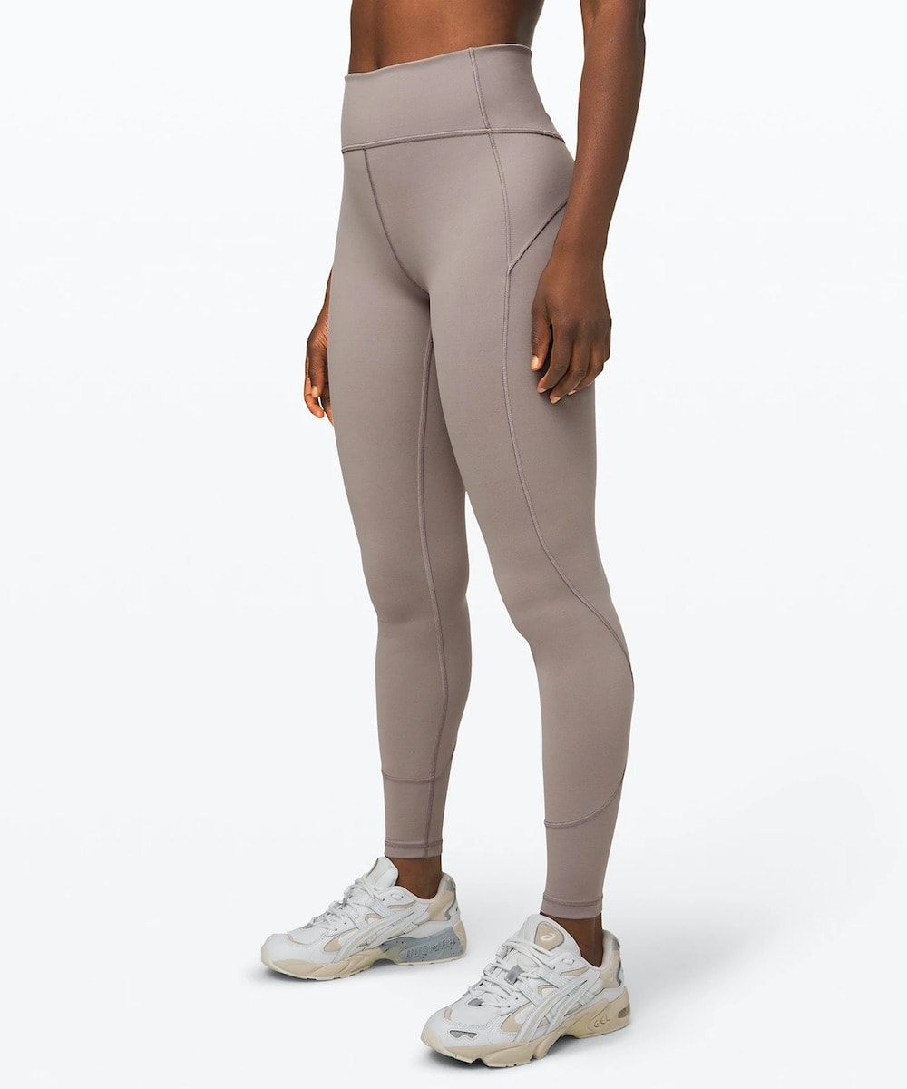 A roundup of the best Lululemon leggings of all time. From the best Lululemon leggings for every wear, crossfit, and running to the best Lululemon leggings for weightlifting, curvy babes, and working out.