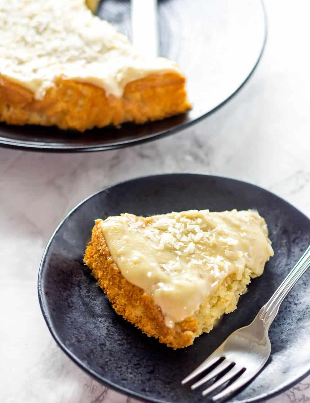 Vegan, Gluten-Free Orange Almond Cake
