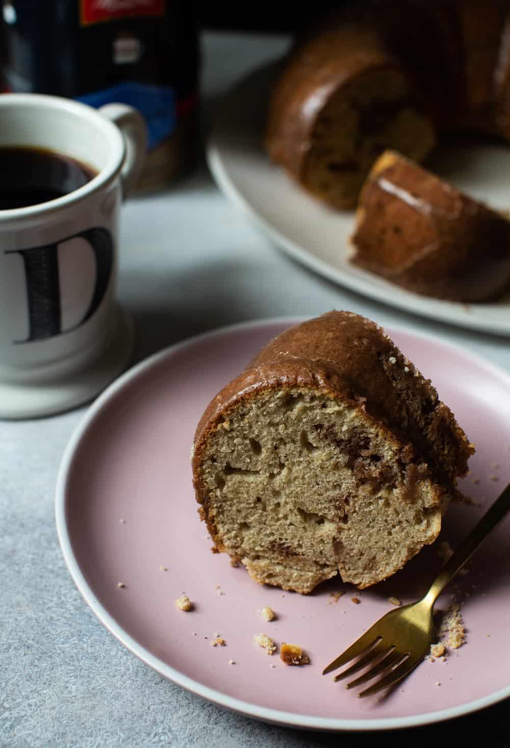 coffee cake Diala's kitchen