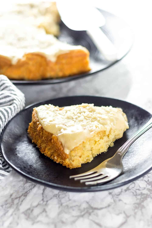 Vegan Gluten-Free Orange Almond Cake