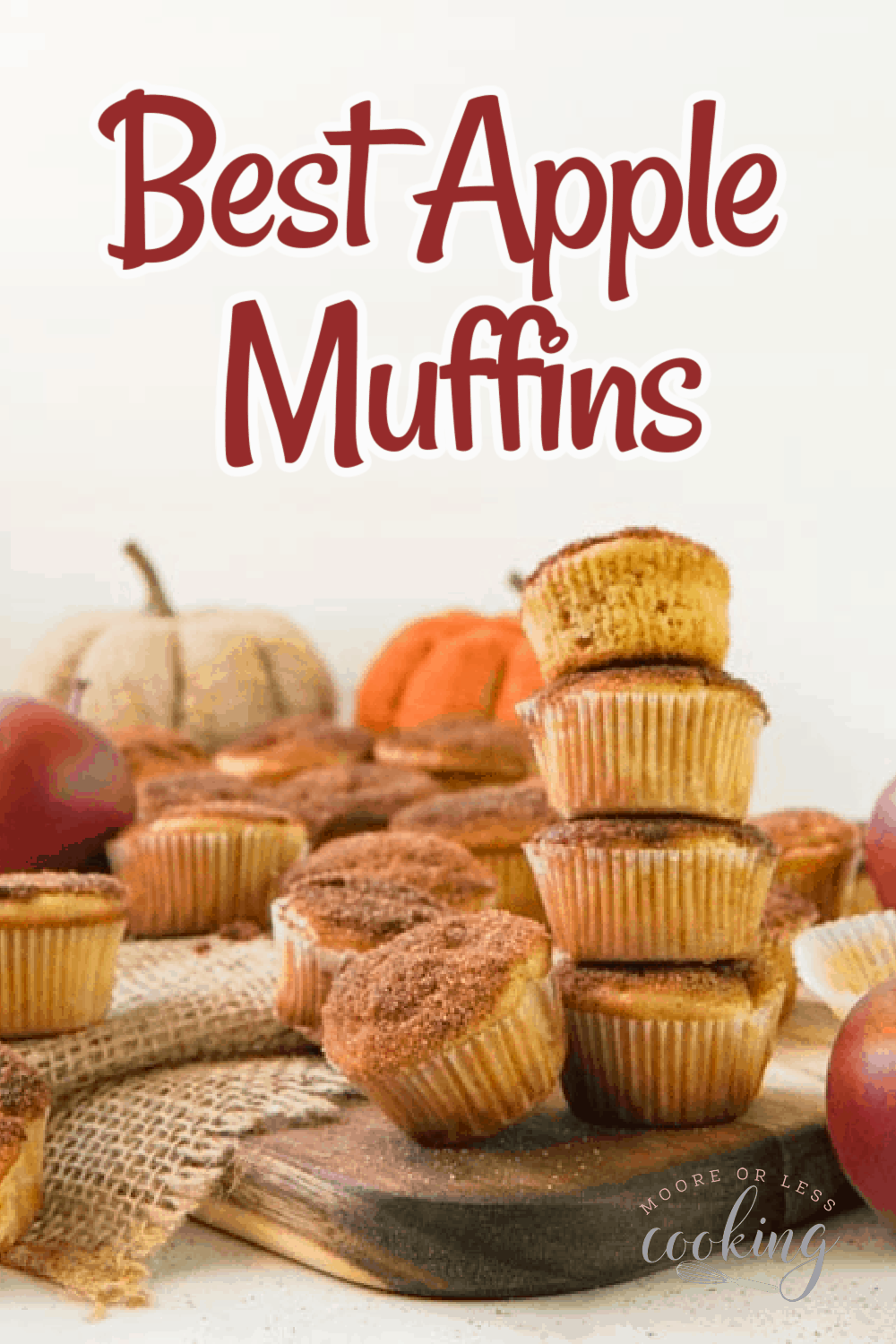 Best Apple Muffins