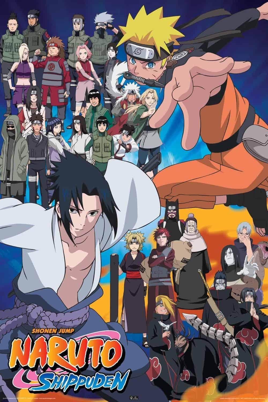 Naruto Shippuden นารูโตะ ตำนานวายุสลาตัน พากย์ไทย