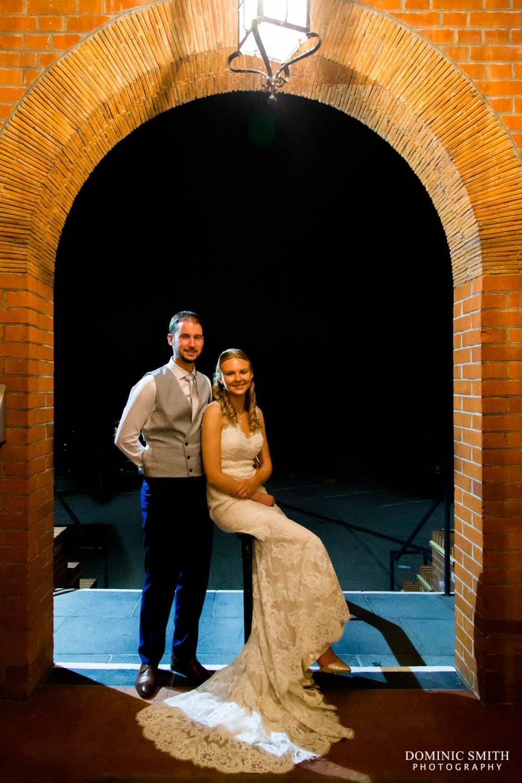 Wedding of Sophie and Simon at Croham Hurst Golf Club