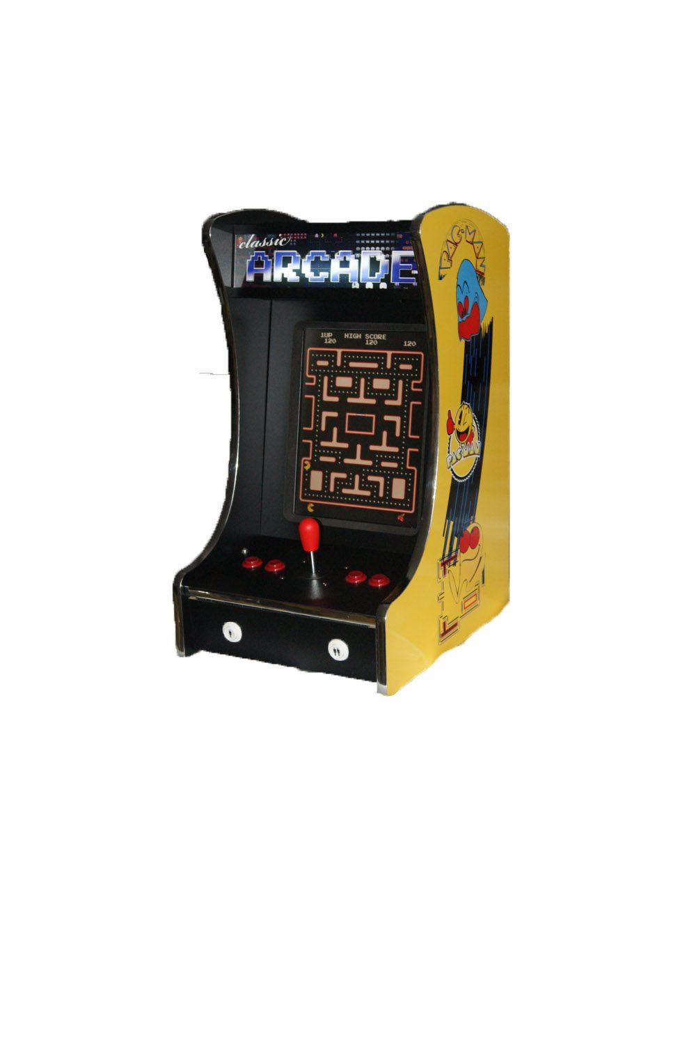 Arcade Rewind 60 Game Bar Top Arcade Machine Pac-Man