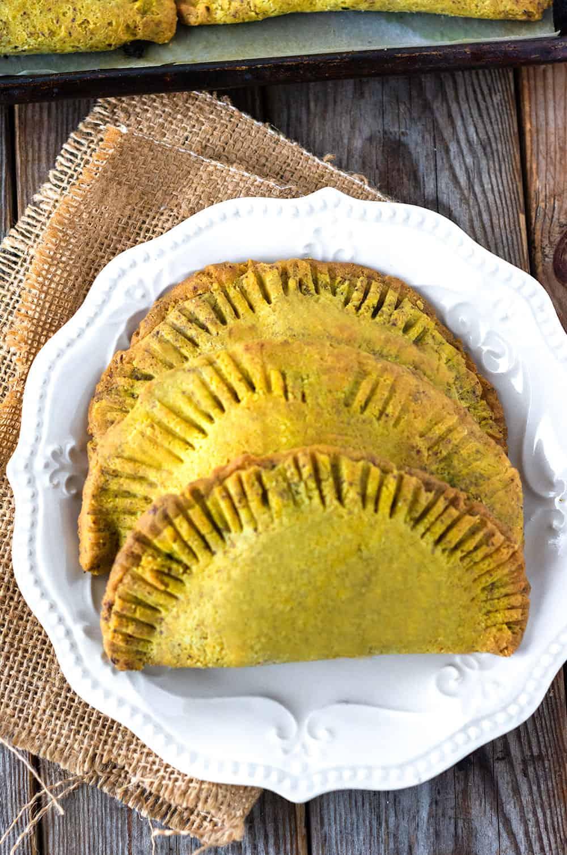 Jamaican Callaloo Patty Recipe
