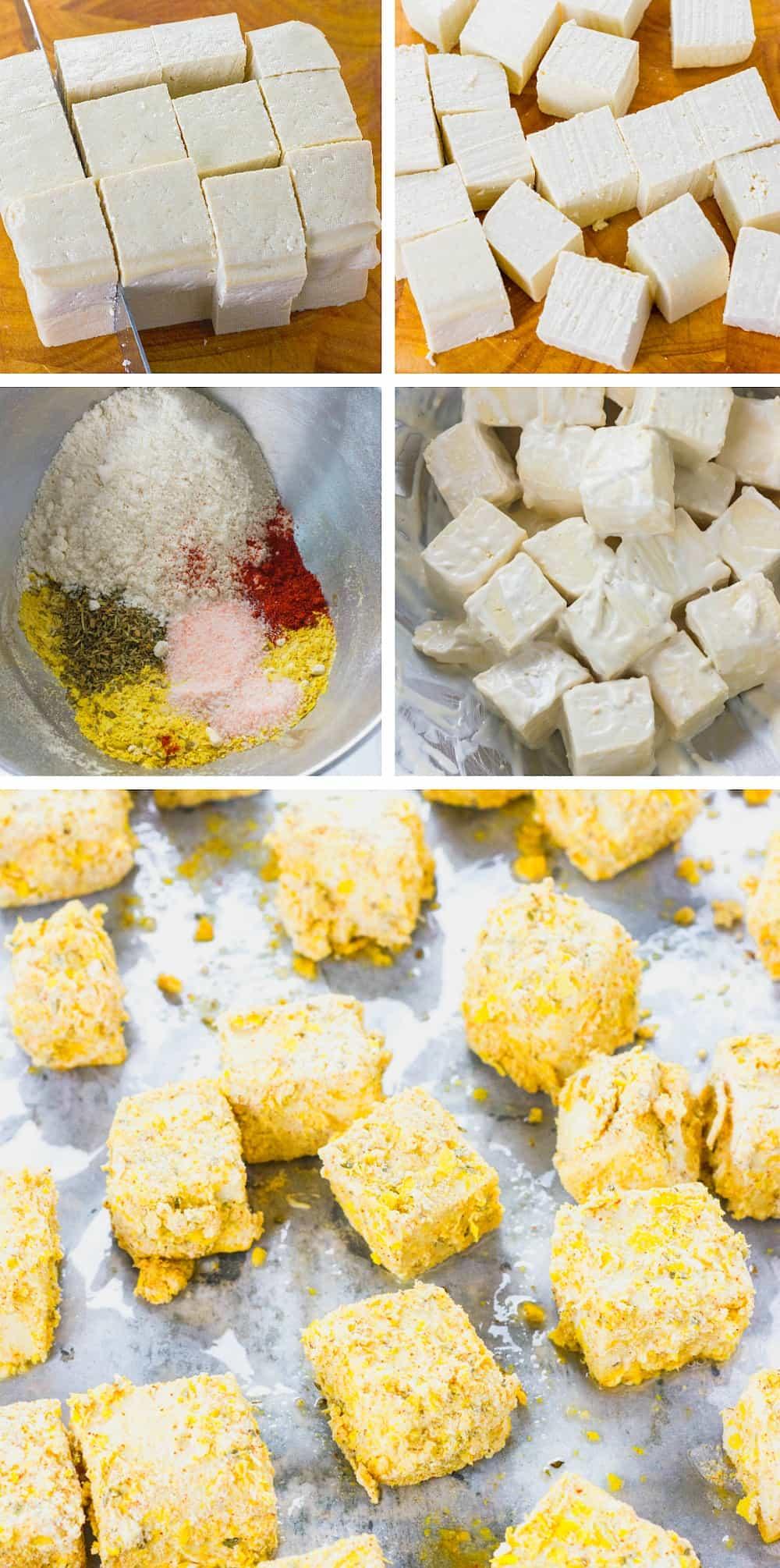 How To Make Tofu Nuggets