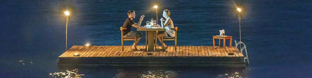Романтическая прогулка на яхте с ночевкой