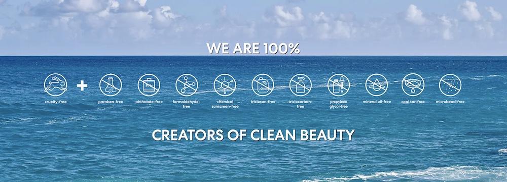 Creators of Clean Beauty