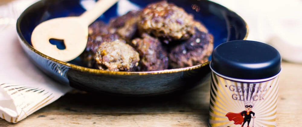 rezept für fleischküchlein