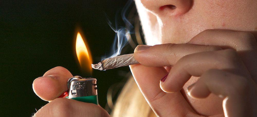 Consumo de marihuana