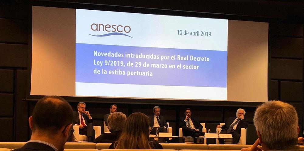 Mesa Redonda ANESCO Con Carlos Salinas, MA Abogados