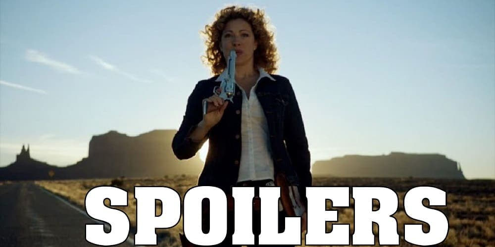 Doctor Who Series 12 Finale River Song Spoilers