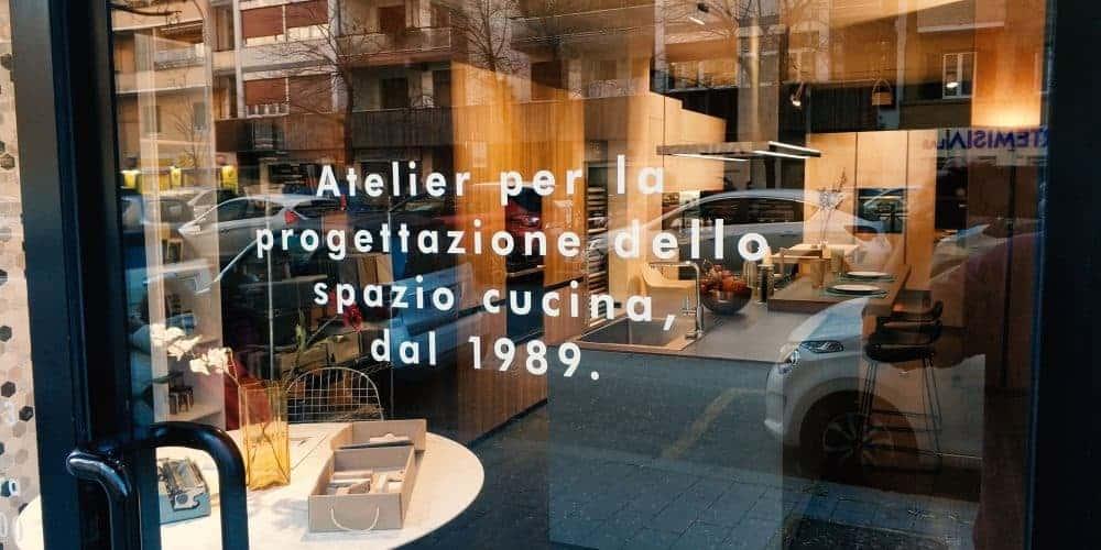 negozio cucine roma