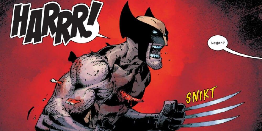 Wolverine, Benjamin Percy, Viktor Bogdanovic, Dawn of X, X-Men, Marvel Comics, Logan, X-Force