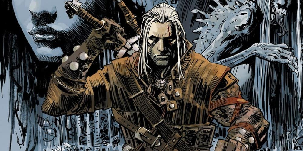 Witcher comic miniseries 1