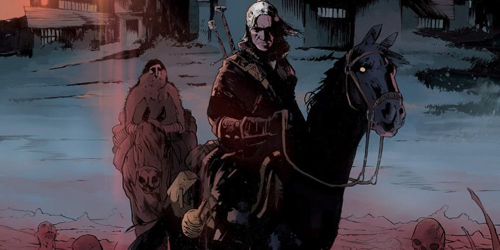 Witcher comic miniseries 2