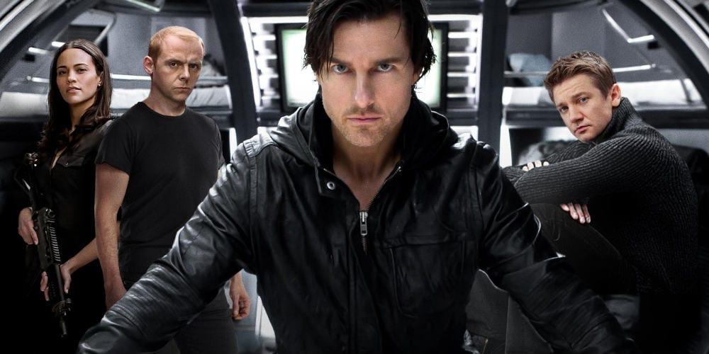 Mission: Impossible, Ghost Protocol, Rogue Nation, Fallout, Tom Cruise, Simon Pegg, Coronavirus, Social Distancing, COVID-19