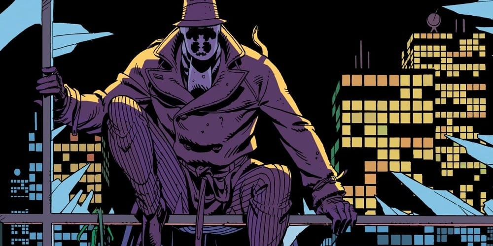 Rorschach Limited Series DC Comics Dave Gibbons Featured