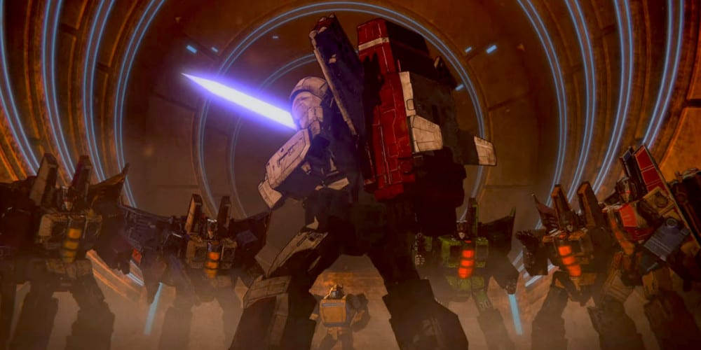 Transformers: War For Cybertron: Siege review fight