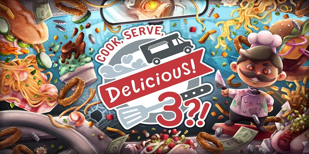 cook serve delicious 3 review