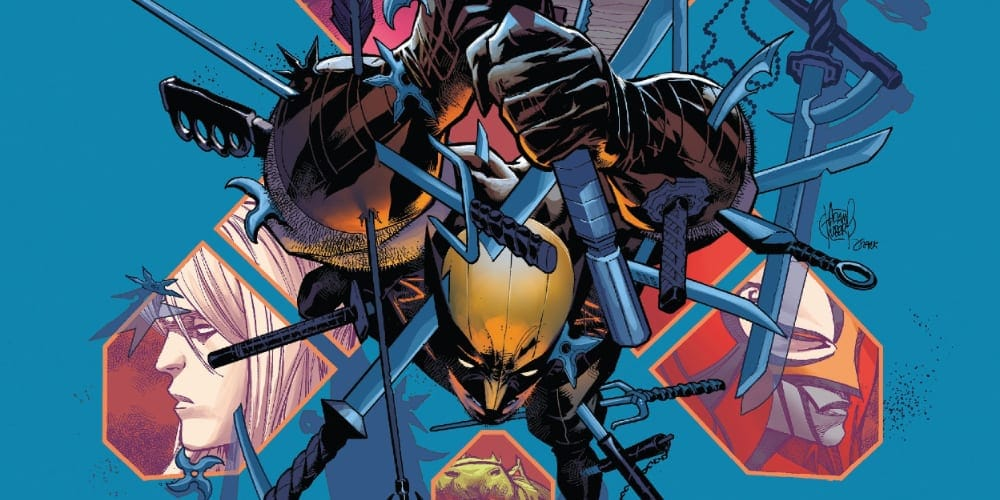 Wolverine #7: X of Swords Chapter Sixteen