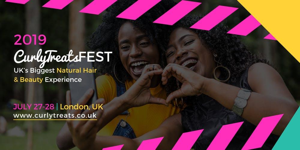 Curly Treats Festival UK