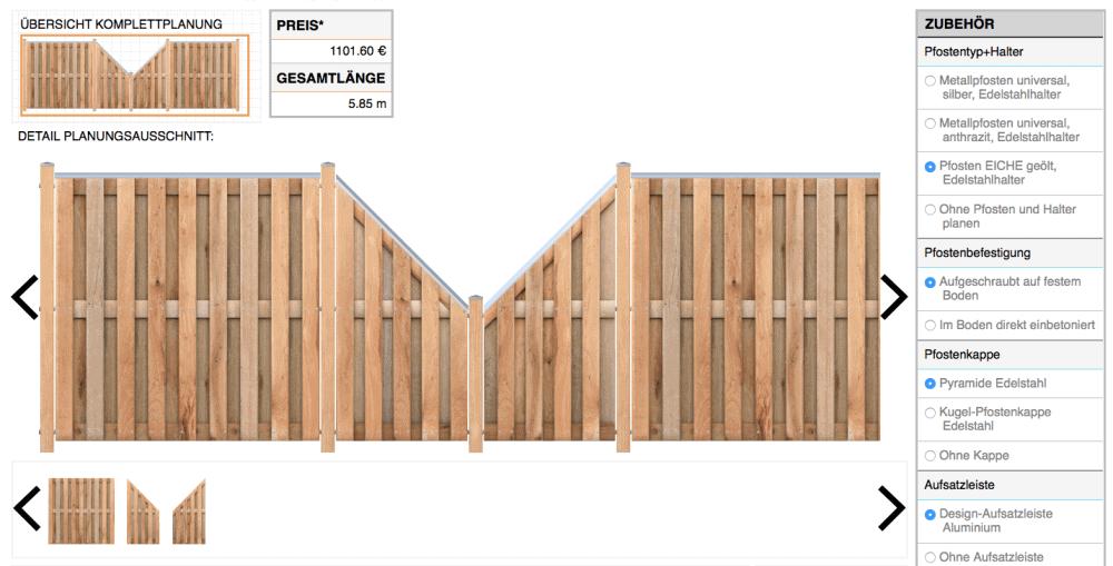 Fotorealistische 2D-Planung mit den Konfiguratoren der ObjectCode GmbH