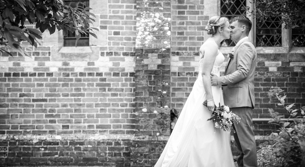 Couple photo at St Augustines Church 2