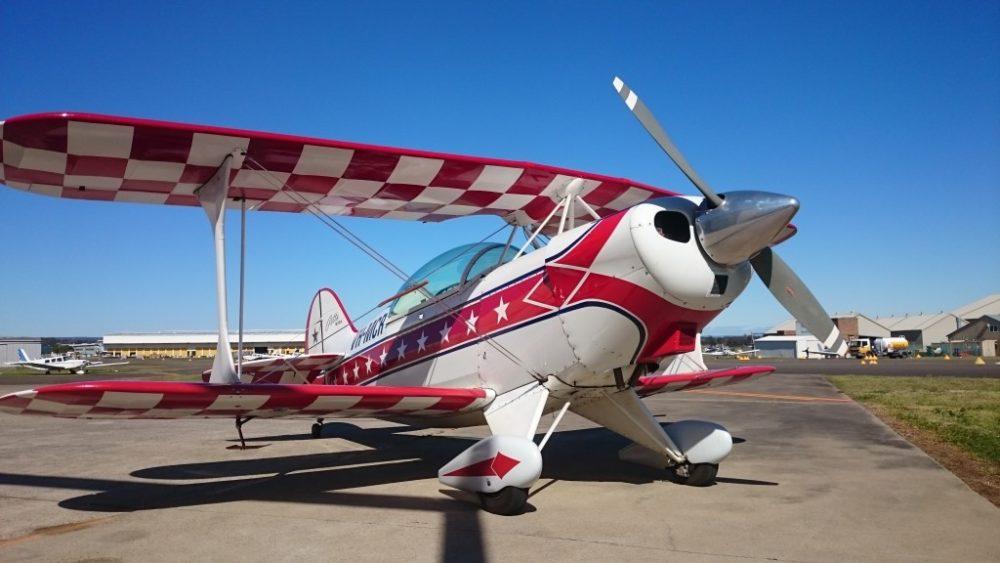 Pitts Special advanced aerobatic flight training aircraft