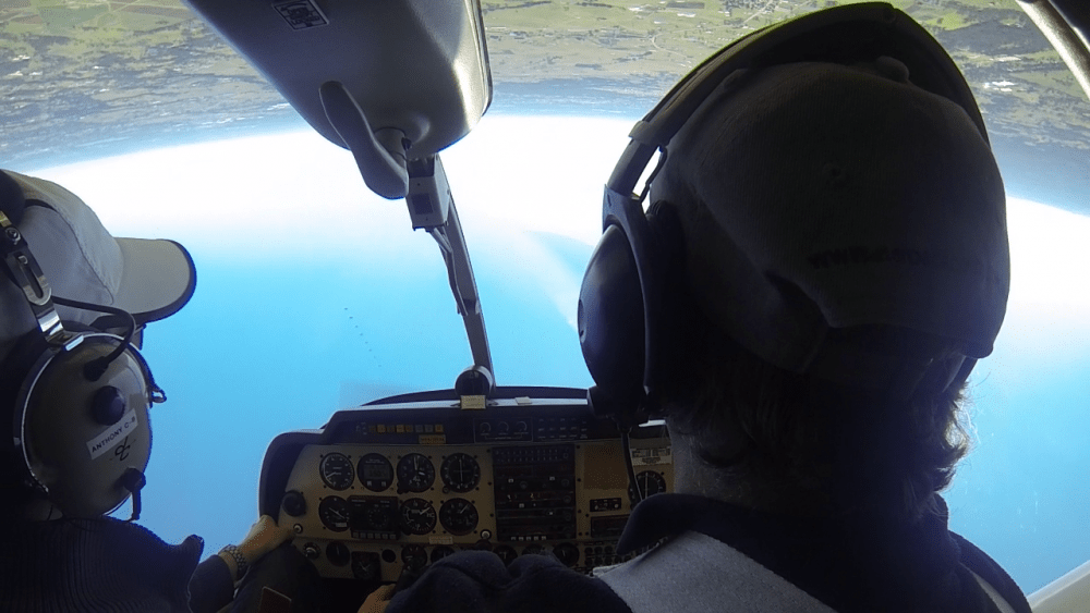 Aerobatics! AAA RPL learn-to-fly course