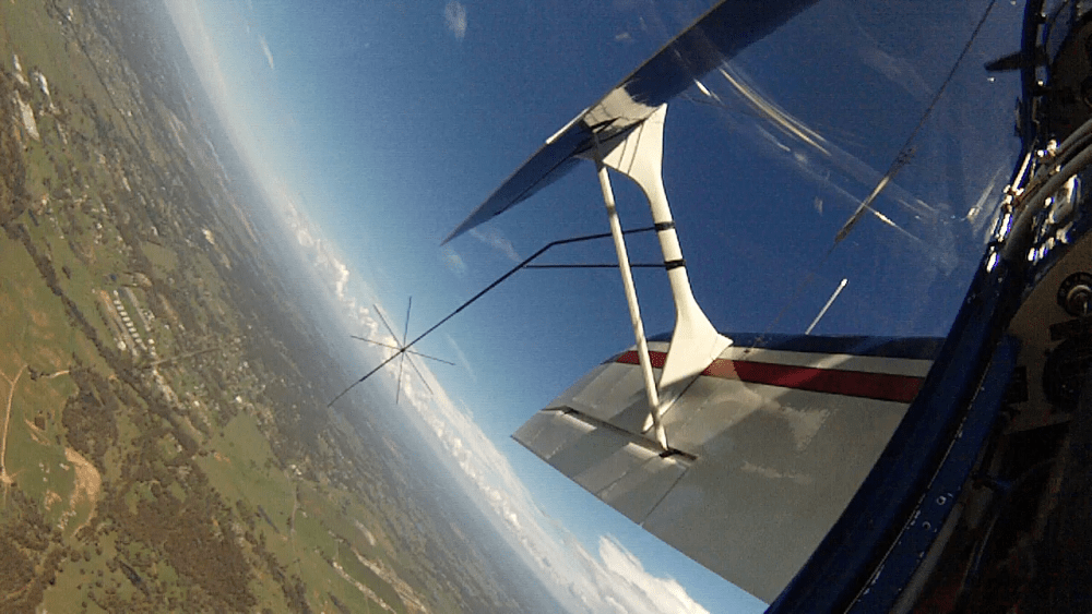AAA Pitts Special Vertical