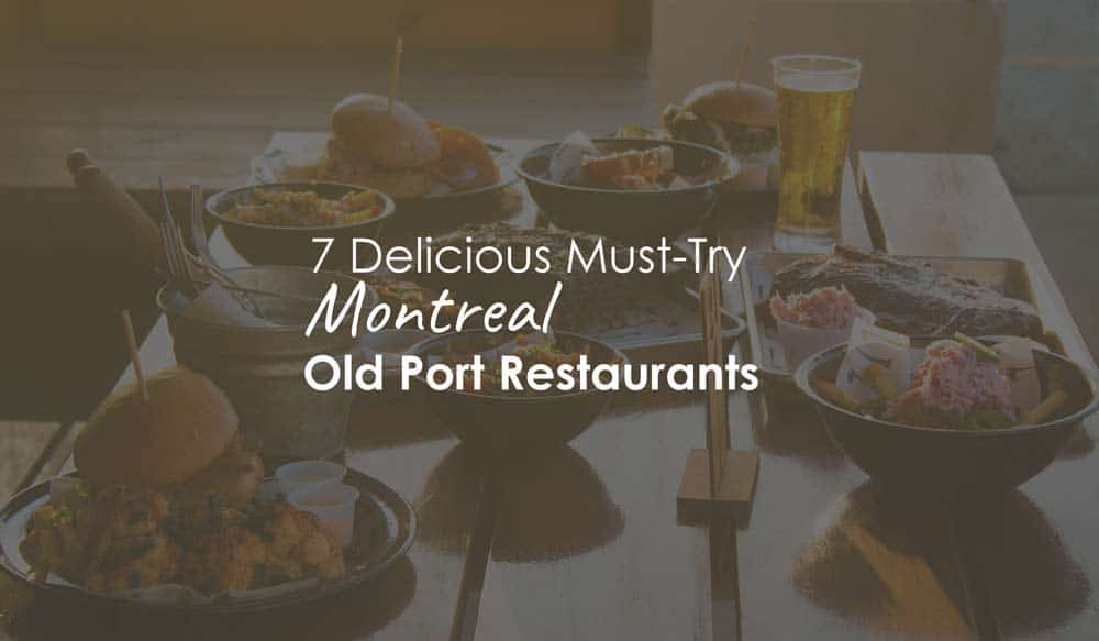Best spots to eat in the old port