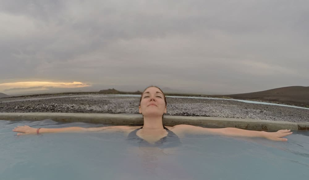 Iceland spa myvatn nature baths