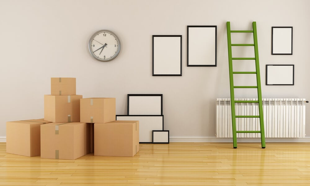 How to Reduce the Stress of Moving Home