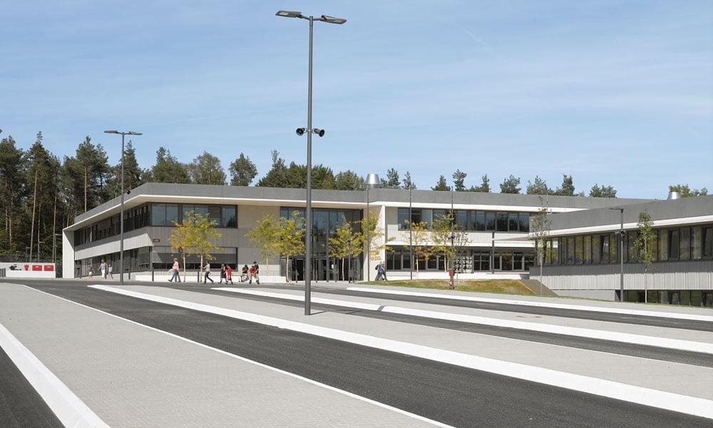Elementary & High School, Böblingen