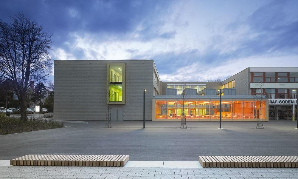 Graf Soden Realschule, Friedrichshafen