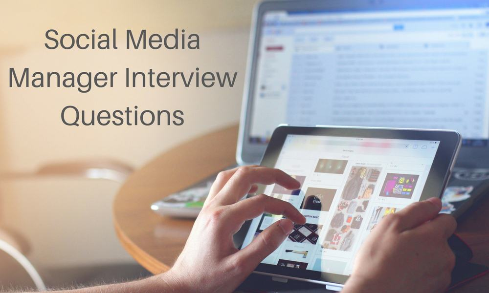 Top 8 Social Media Manager Interview Questions