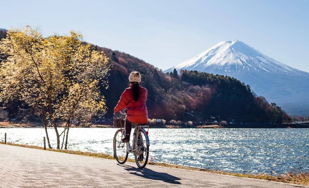 Yamanakako, Mt. Fuji