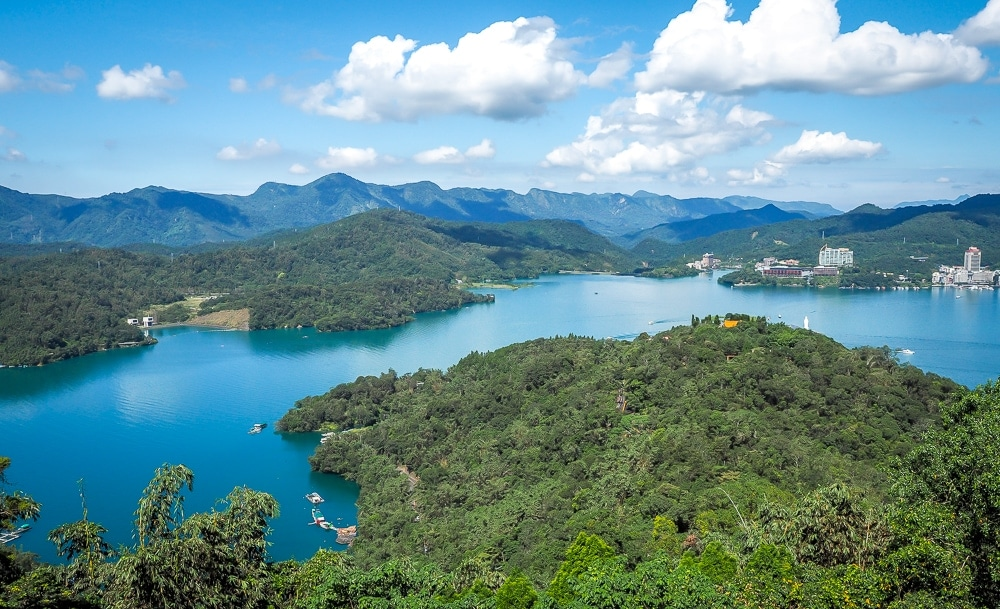 Sun Moon Lake, a must on your Taiwan itinerary