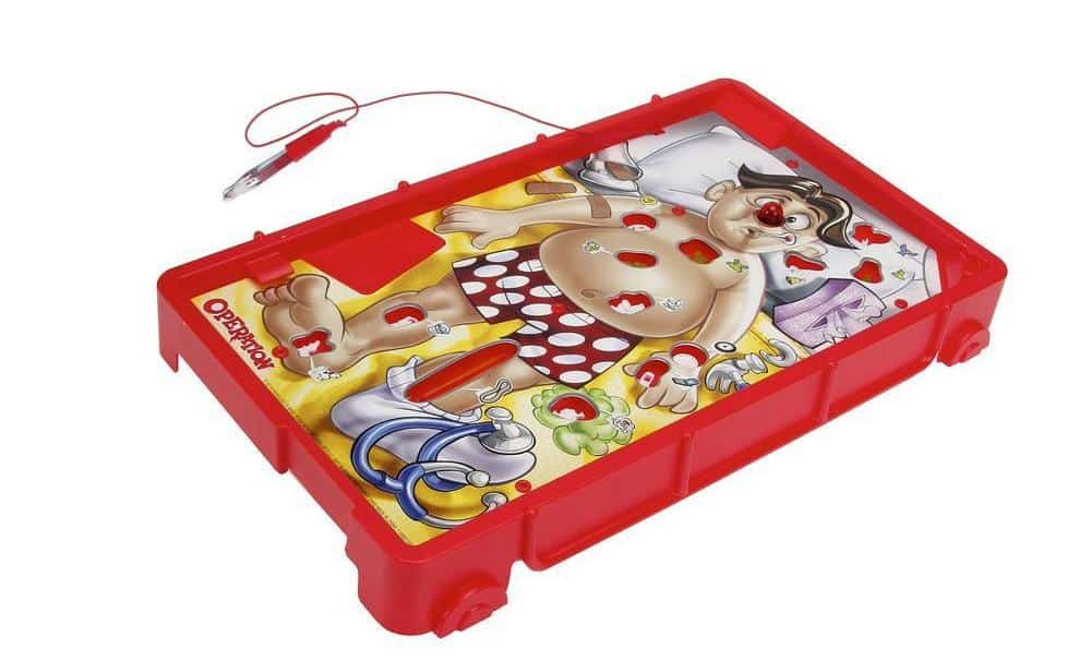 Operation - Best Family Board Games for Game Night