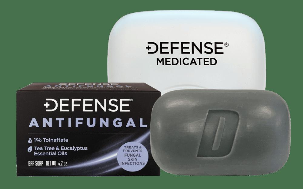 ANTIFUNGAL MEDICATED BAR