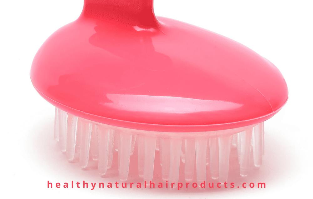 Best scalp massage brush for natural hair growth