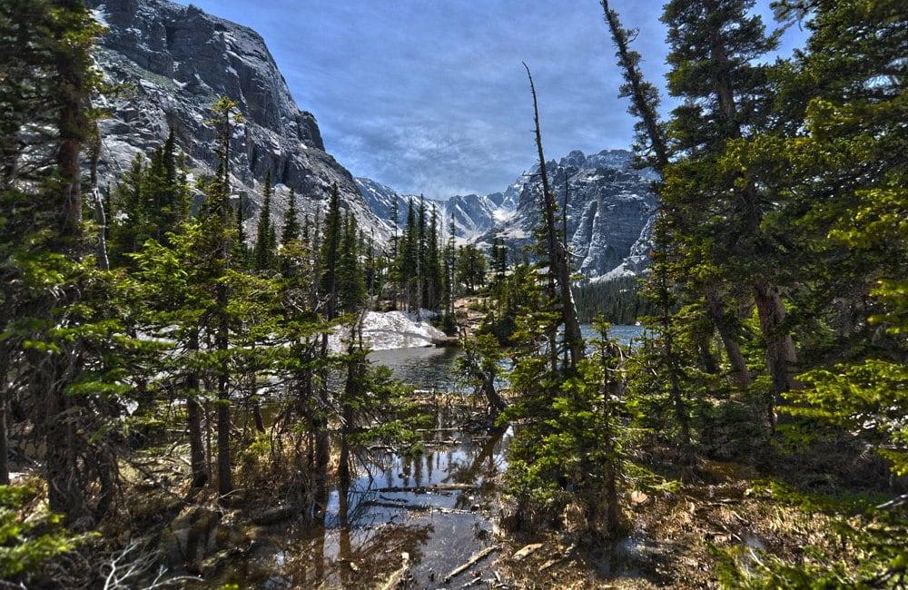 The Loch in RMNP