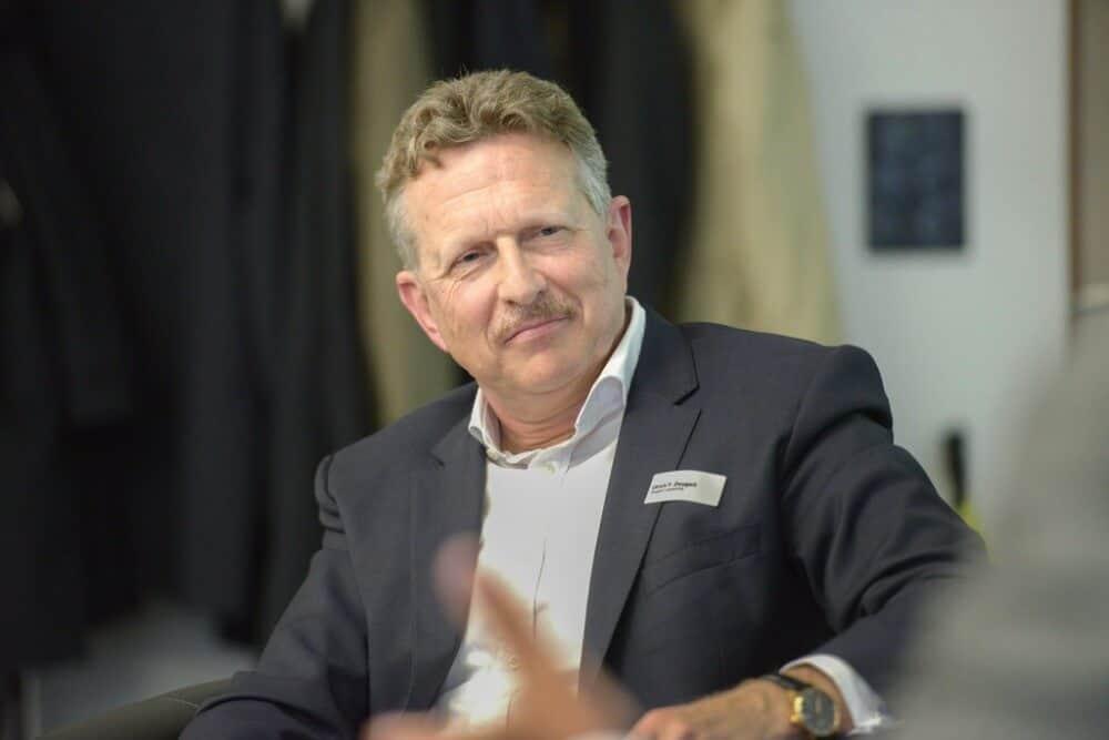 Ulrich Zwygart - Führungskräfte von KMU brauchen Werte und Storys