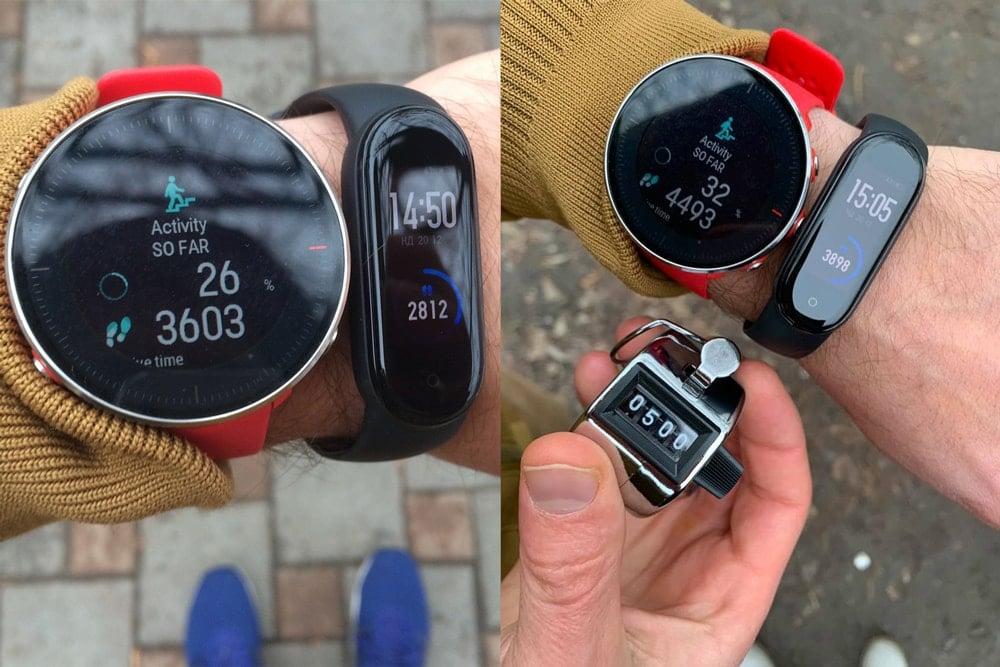 Огляд Mi Band 5 і 62,5 кілометрів пробіжок 6