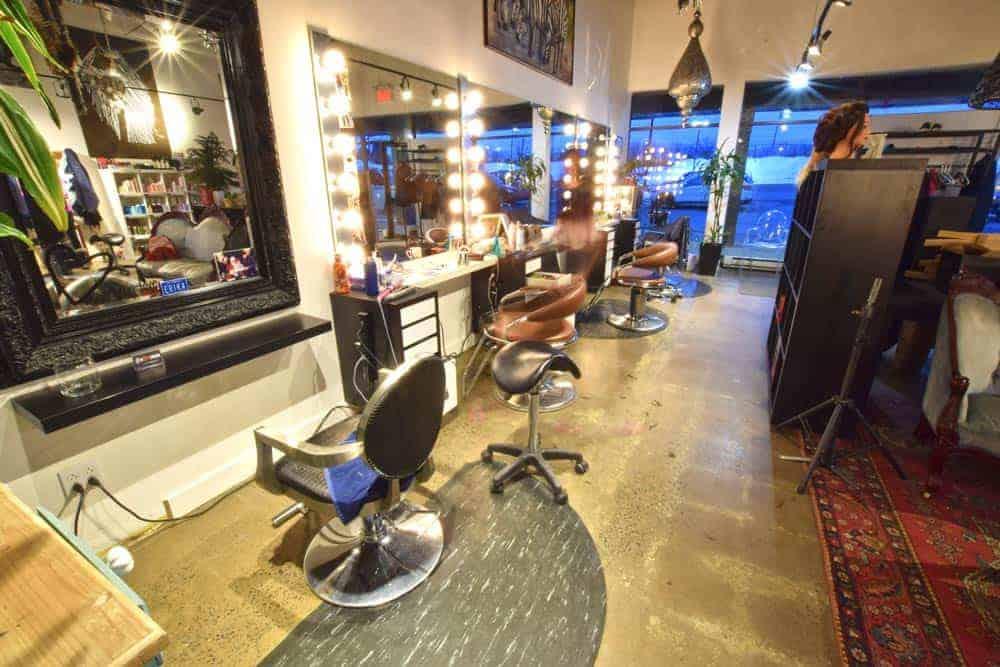 Revolution hair Salon Montreal