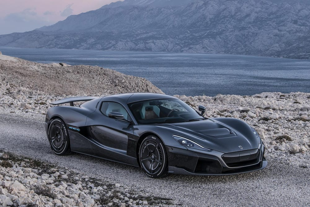 rimac c-two ev top 10 electric cars