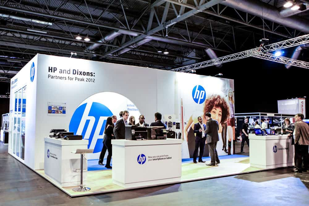 hp convention at the nec birmingham by corporate photographers er event photography